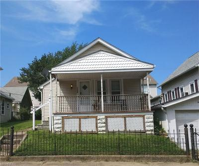 Cleveland Single Family Home For Sale: 1224 West 67th St