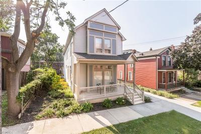 Cleveland Single Family Home For Sale: 1570 West 29th St