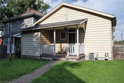 Zanesville OH Single Family Home For Sale: $76,000