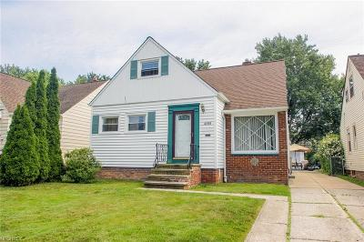 South Euclid Single Family Home For Sale: 4206 Wyncote Rd