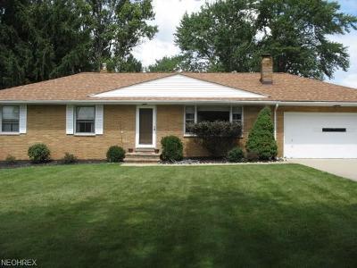 Seven Hills Single Family Home For Sale: 3351 Vezber Dr