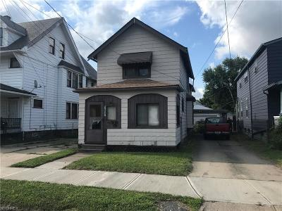 Cleveland Single Family Home For Sale: 1637 Buhrer Ave