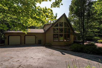 Chesterland Single Family Home For Sale: 11676 Legend Creek Dr