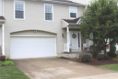 Medina OH Condo/Townhouse For Sale: $152,000