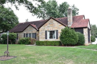 Zanesville Single Family Home For Sale: 2714 West Ridgewood Cir