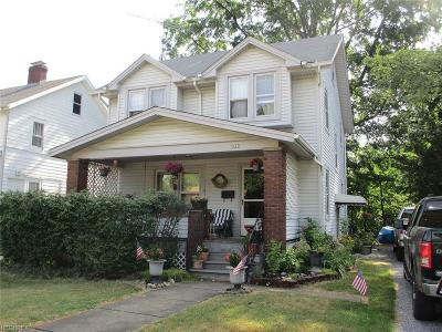 Single Family Home For Sale: 2252 South Freedom Ave