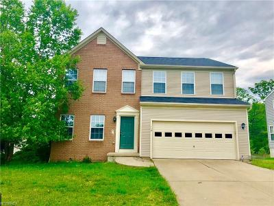 Richmond Heights Single Family Home For Sale: 459 Highland Ridge Dr