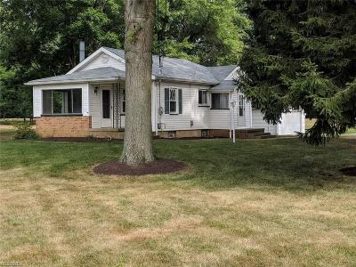 Single Family Home For Sale: 13941 Easton St Northeast