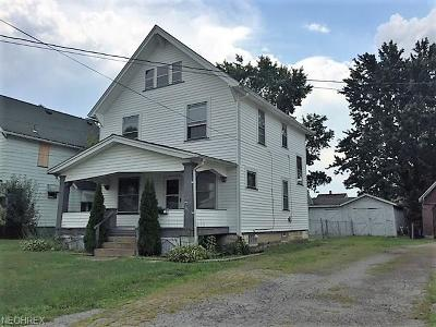 Girard Single Family Home For Sale: 221 East 2nd St