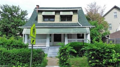 Cleveland Single Family Home For Sale: 1425 East 95th St