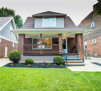 Cleveland Single Family Home For Sale: 1584 West 116th St