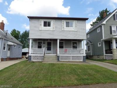 Parma Single Family Home For Sale: 4202 Russell Ave