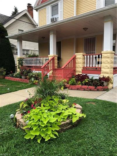Cleveland Single Family Home For Sale: 3503 Mapledale Ave