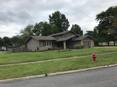 Seven Hills Single Family Home For Sale: 7879 Cresthill Dr