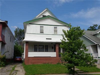 Cleveland Multi Family Home For Sale: 3606 East 112th St