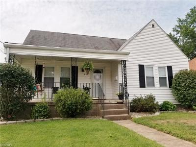 Vienna Single Family Home For Sale: 904 33rd St