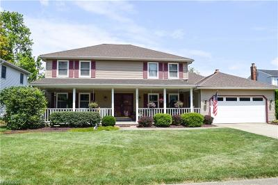 Strongsville OH Single Family Home For Sale: $289,900