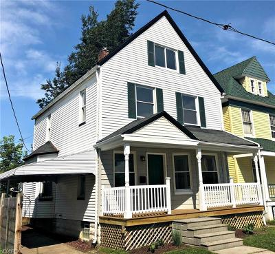Cleveland Single Family Home For Sale: 1464 West 75th St