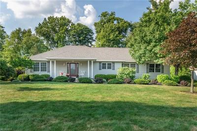 Single Family Home For Sale: 821 Oakwood Dr