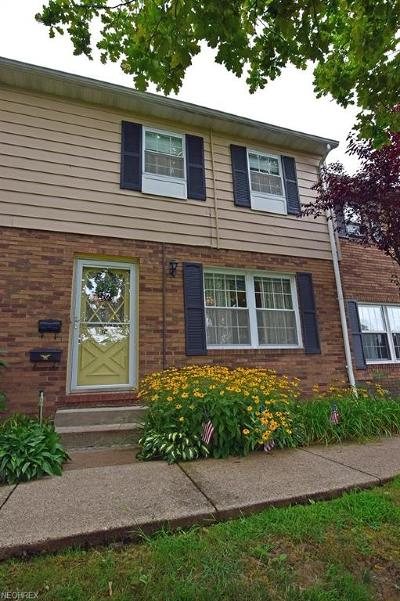Lake County Condo/Townhouse For Sale: 8276 Deepwood Blvd #10
