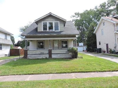 Single Family Home For Sale: 1816 Clermont Ave Northeast