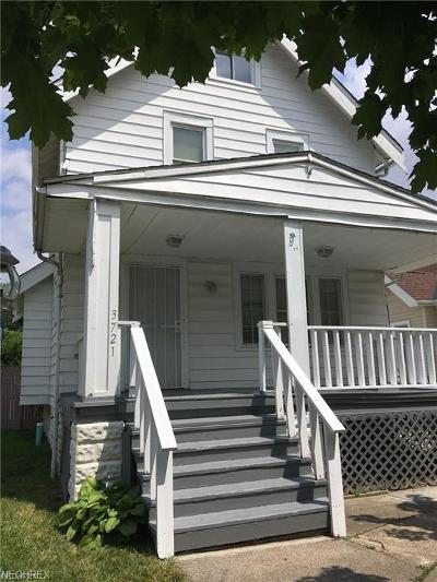 Cleveland Multi Family Home For Sale: 3721-3723 West 139 St