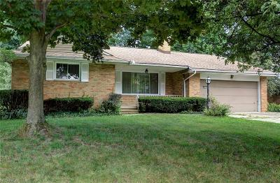 Rocky River Single Family Home For Sale: 21960 Hilliard Blvd