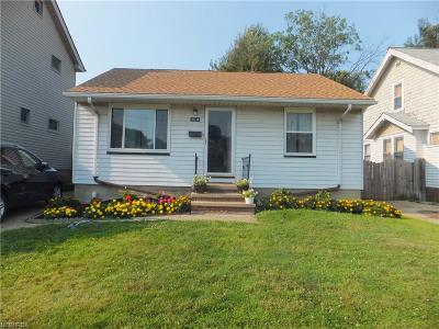Cleveland Single Family Home For Sale: 1604 Tarlton Ave