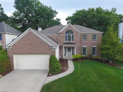 Strongsville Single Family Home For Sale: 17767 Monterey Pine Dr