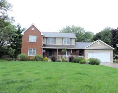 Broadview Heights Single Family Home For Sale: 8050 West Ridge Dr