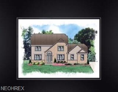 North Royalton Single Family Home For Sale: S/L 2 West Edgerton Rd