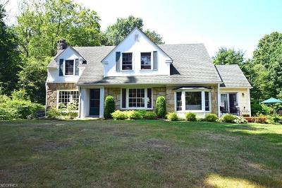 Lake County Single Family Home For Sale: 2534 Dodd Rd