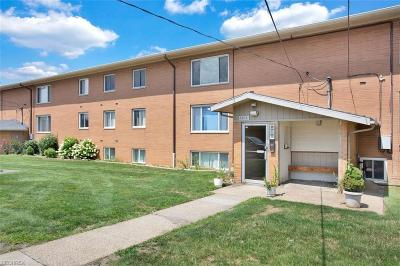 Rocky River Condo/Townhouse For Sale: 22051 River Oaks Dr #B11