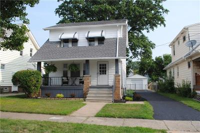Cleveland Single Family Home For Sale: 10808 Governor Ave