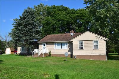 Aurora Single Family Home For Sale: 120 North Chillicothe Rd