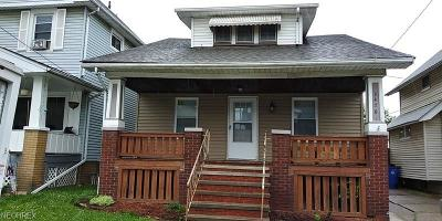 Cleveland Single Family Home For Sale: 3476 West 91st St