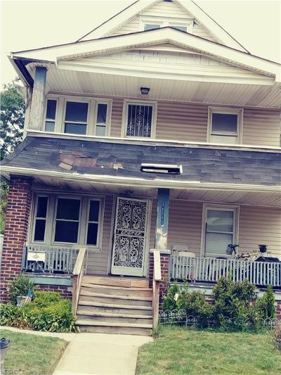 Cleveland Multi Family Home For Sale: 11115 Notre Dame Ave
