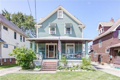 Lakewood Single Family Home For Sale: 1312 Saint Charles Ave