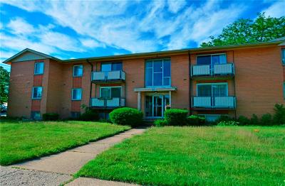 Rocky River Condo/Townhouse For Sale: 22011 River Oaks Dr #A11