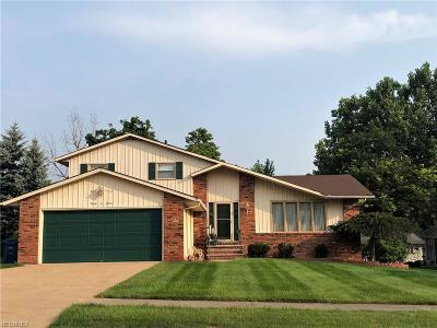 Parma Single Family Home For Sale: 2680 Nelson Blvd