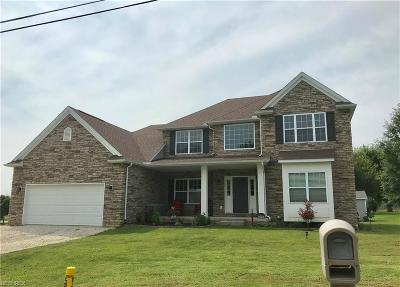 Pleasant City OH Single Family Home For Sale: $284,900