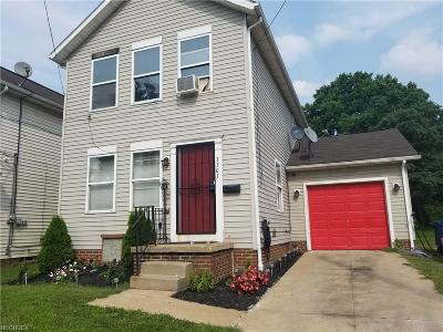 Cleveland Single Family Home For Sale: 3303 East 49th St