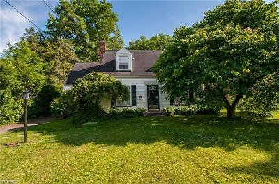 Girard Single Family Home For Sale: 723 East Liberty St