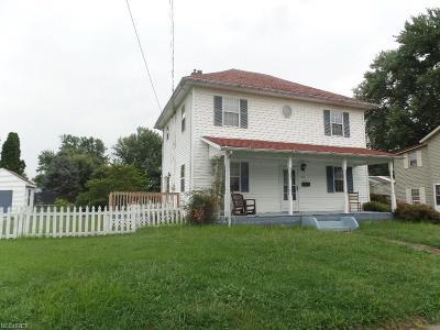 Belpre Single Family Home For Sale: 308 Scott Ave