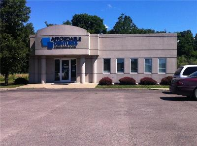 Muskingum County Commercial For Sale: 305 Sunrise Center Drive Dr