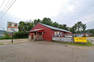 Muskingum County Commercial For Sale: 5045 South River Rd Rd