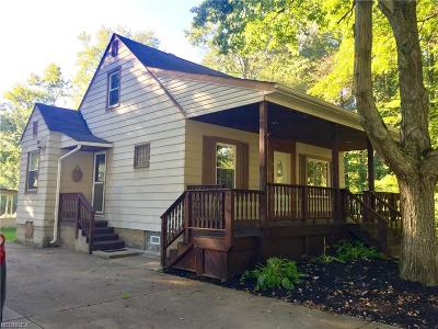 Hubbard Single Family Home For Sale: 3564 Franklin Ave