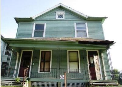 Zanesville Multi Family Home For Sale: 922 Vine St