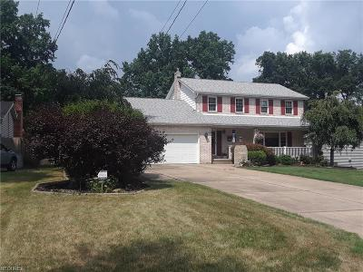 Austintown Single Family Home For Sale: 4220 Nottingham Ave