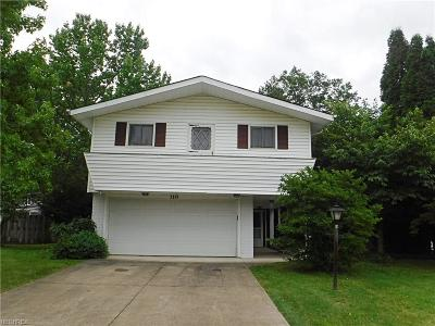 Elyria Single Family Home For Sale: 110 Woodcrest Ct